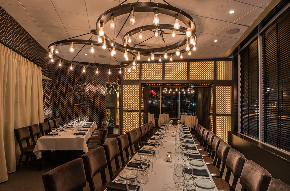 Ocean prime boston private dining prime steak fresh seafood fish - Private dining rooms boston ...