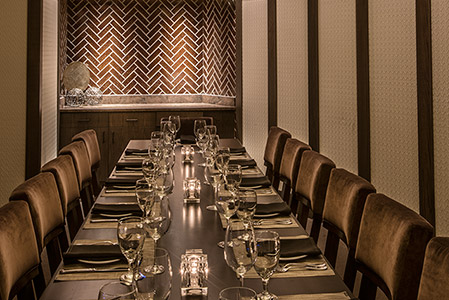 Ocean Prime Boston Private Dining Prime Steak Fresh Seafood Fish Mesmerizing Boston Private Dining Rooms Design