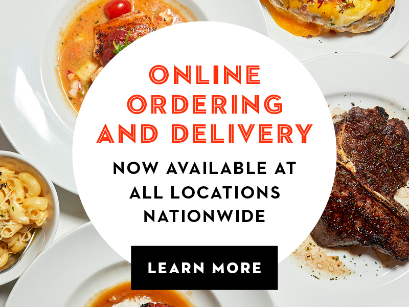 Online ordering and delivery now available at all locations nationwide. Learn More.