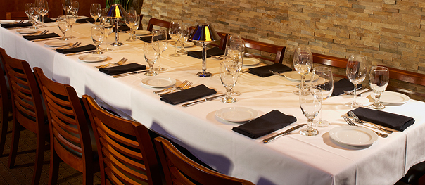 Learn more about our Private Dining options.