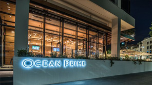 Exterior of Ocean Prime Beverly Hills