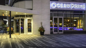 Exterior of Ocean Prime Boston