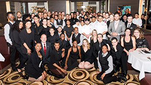 The team at Ocean Prime Washington D.C.
