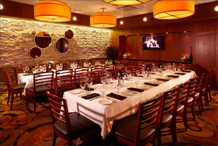 Ocean prime atlanta buckhead prime room 1 prime steak fresh seafood fish - Private dining room atlanta ...