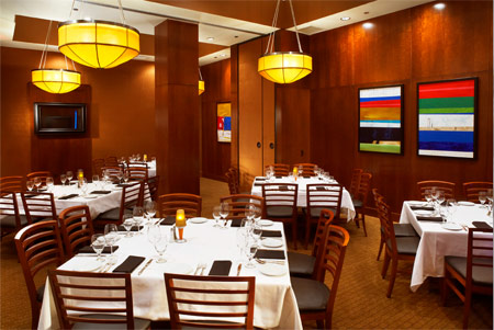 Ocean prime orlando rialto private dining prime for Best private dining rooms orlando