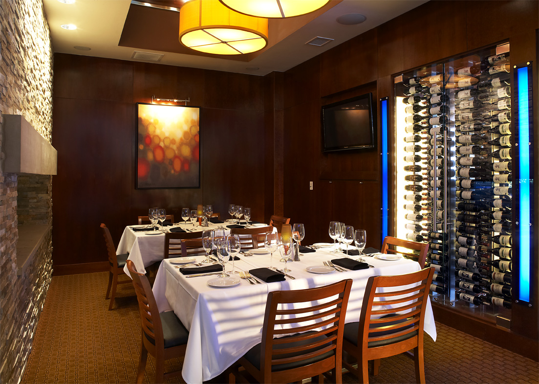 Ocean Prime | Dallas | Uptown | Club Room | Prime Steak ...